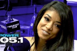 Mila J Talks Growing Up in The Industry, New Album, Her Family, Sex & More on The Breakfast Club (Video)