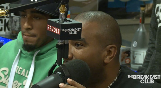 norea 1 N.O.R.E   The Breakfast Club Interview (Video)