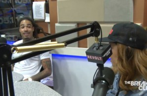 Gunplay Talks Being Sober, His New Single, Living Legend Features & More w/ The Breakfast Club (Video)