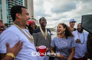 DJ Khaled – They Don't Love Me You No More Ft. Meek Mill, Rick Ross & French Montana (BTS Photos)
