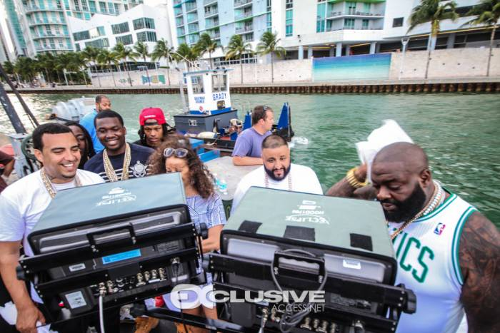 rr7 DJ Khaled   They Dont Love Me You No More Ft. Meek Mill, Rick Ross & French Montana (BTS Photos)