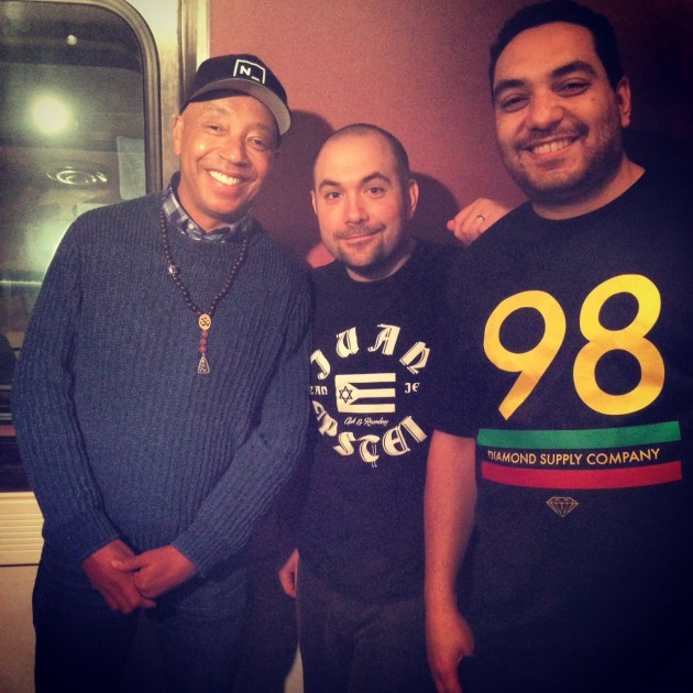 rsjeinterview Russell Simmons Gives A Hip Hop History Lesson On The Latest Installment Of Juan Epstein (Audio)