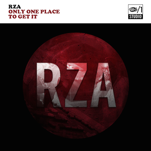 rzaEPcover RZA   Only Place To Get It (EP)