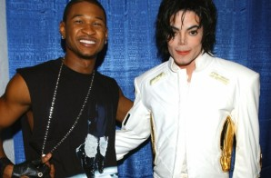 Watch As Usher Debuts Michael Jackson New Song 'Love Never Felt So Good' At iHeartRadio Music Awards !!