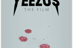 Kanye West – Yeezus The Film x Movie Poster (Photo)