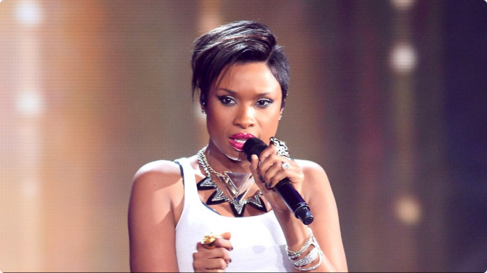 112513 shows sta performs show highlights jennifer hudson Jennifer Hudson   Its Your World Ft. R. Kelly