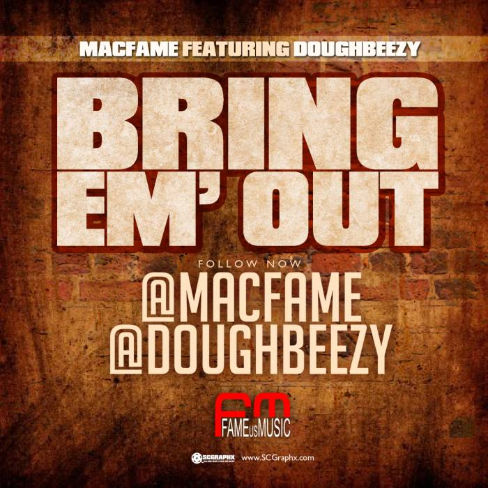 Bring Em Out Artwork