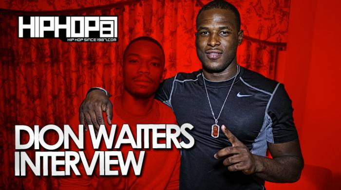 DION WAITERS  NBA Star Dion Waiters Talks Off Season, Cavaliers, Respect For Lebron & More With HHS1987 (Video)