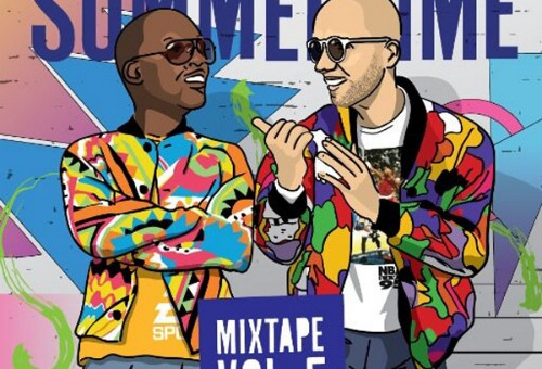DJ Jazzy Jeff & MICK – Summertime Vol 5 (Mixtape)