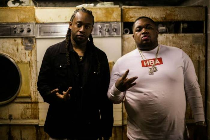 DM1 DJ Mustard, Ty Dolla $ign & 2 Chainz   Down On Me (BTS Photos)