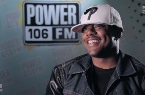 Ma$e Now You Know With Power 106 (Video)