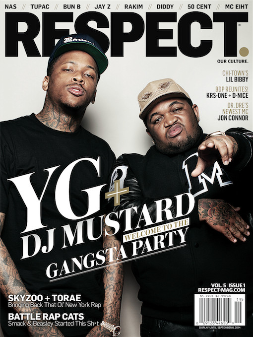 Screen Shot 2014 06 03 at 11.10.13 AM 1 YG & DJ Mustard Cover Respect Magazine