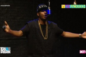 King Los – The Backroom Freestyle (Video)