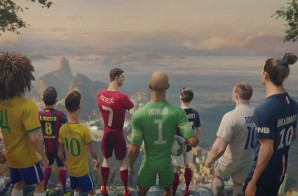 Nike Football: The Last Game ft. Ronaldo, Neymar Jr., Rooney, Zlatan, Iniesta (Video)