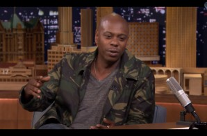 Dave Chappelle Describes His First Encounter with Kanye West on the Jimmy Fallon Show (Video)