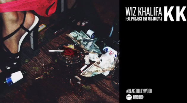 Screen Shot 2014 06 24 at 5.40.37 PM 630x346 1 Wiz Khalifa   KK Ft. Project Pat & Juicy J