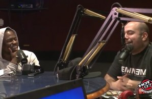 Kevin Hart Talks Dave Chappelle, Think Like A Man Too, His Ex-Wife, Mike Epps & More on Hot 97's 'Ebro In The Morning' (Video)