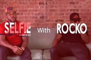Rocko Talks Working With Rick Ross, Nas & More For AllHipHop's 'The Selfie Interviews' Series (Video)