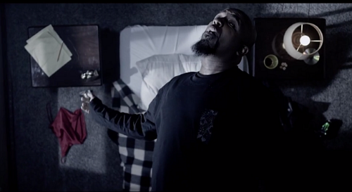 Tech N9ne Fear Tech N9ne   Fear Ft. Mackenzie OGuin (Video)