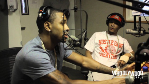 Trey Songz Ti Talk With DJ