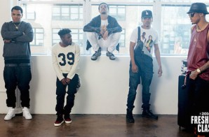 Kevin Gates, Vic Mensa, August Alsina, Isaiah Rashad & Chance The Rapper – 2014 XXL Freshmen Cypher (Video)