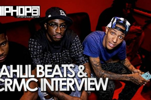 Jahlil Beats Indroduces CRMC; Talks Working With Rihanna, Roc Nation, Philly Rap Scene & More With HHS1987 (Video)