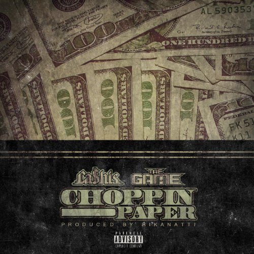 cashis choppin paper Cashis – Choppin Paper ft. The Game