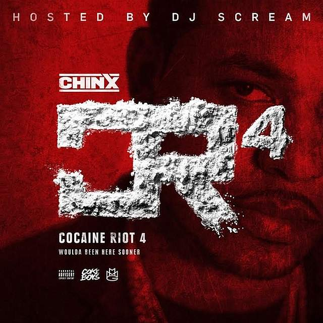 cocaine riot 4 mixtape Chinx   The Silence ft. French Montana