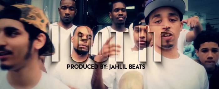 cory gunz i got it prod by jahlil beats official video HHS1987 2014 Cory Gunz   I Got It (Prod by Jahlil Beats) (Official Video)