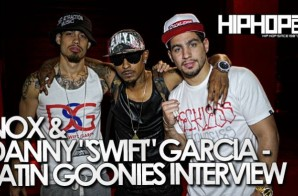 Danny Garcia Talks August 9th Fight in BK; Nox Talks Upcoming 'Latin Goonies' Mixtape with HHS1987 (Video)