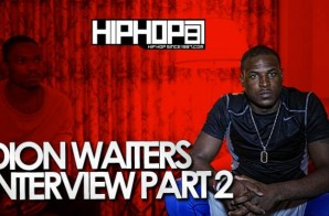 NBA Star Dion Waiters Talks Allen Iverson, Philly Rap, Fatherhood & More With HHS1987 (Video)