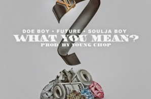 Doe Boy x Soulja Boy x Future – What You Mean (Prod. by Young Chop)