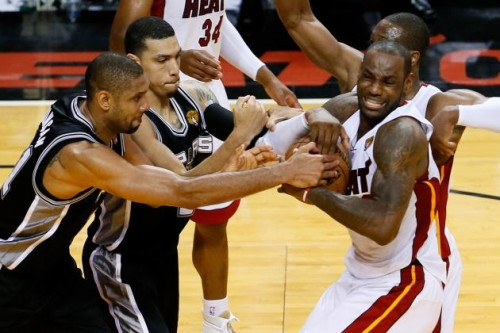hi res 5cc2770f103007dd1145e84e42587ce9 crop north 500x333 Once Again Its On: The Miami Heat Will Face the San Antonio Spurs in the 2014 NBA Finals