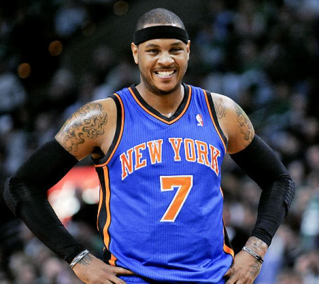 image14 Bye Bye NYC: Carmelo Anthony Plans to test NBA Free Agency