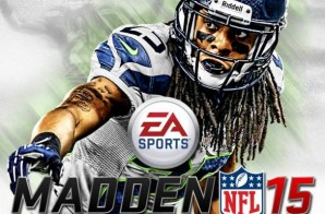 Seattle Seahawks CB Richard Sherman will Cover Madden 15 (Video)