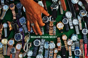 Mick Jenkins x Dally Auston x NoName Gypsy & Saba – Realer Than Most (Pr