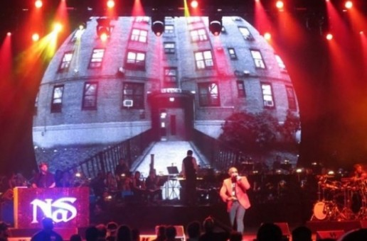 Nas – NY State of Mind (Live At Dave Chappelle's Radio City Show) (Video)
