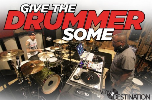 DJ Jazzy Jeff – Vinyl Destination: Give The Dummer Some Episode Ft. Travis Barker (Video)