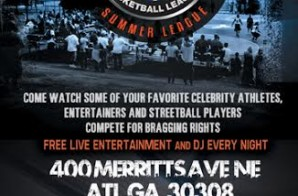 Atlanta Entertainment Basketball League Returns to Central Park TODAY (Video)