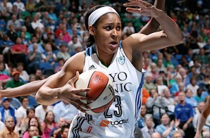 Minnesota Lynx Star Maya Moore Drops 48 Points (Video)