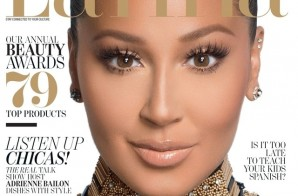 Adrienne Bailon Covers Latina Magazine September 2014 Issue !!