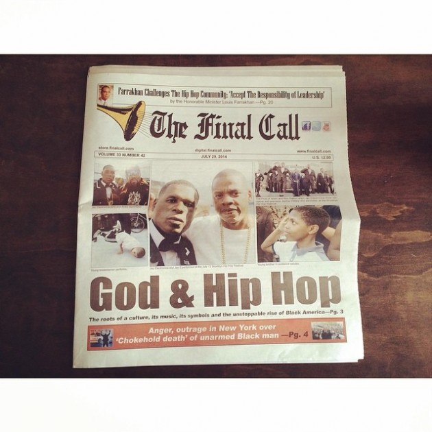 10554005 713764805326943 1407553669 n 630x630 God & Hip Hop: Jay Z x Jay Electronica Cover The Final Call