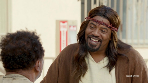 Adult Swim Black Jesus Adult Swims Black Jesus (Trailer)