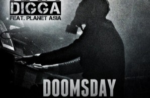 Rah Digga – Doomsday Preppers Ft. Planet A