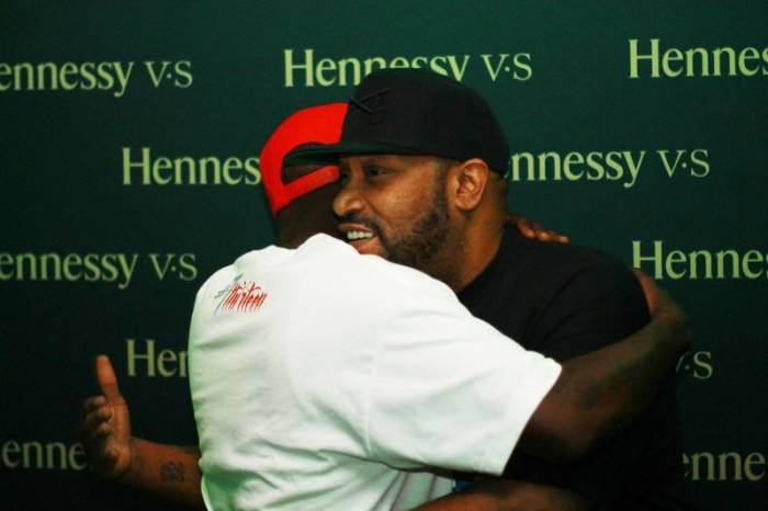 Bun B, Kirko Bangz, Slim Thug, Brian Angel & More Celebrate Money Dont Sleep (Photos)