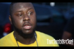 T Rex Explains Why He Walked Off The Stage Mid Battle Against Shotgun Suge (Video)