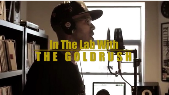 Screenshot 2014 07 15 at 11.54.41 AM 1 S.T.S.   In The Lab w/ THE GOLDRUSH (Polica   Raw Exit) (Video)