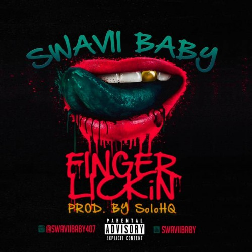 Swavii Baby - Finger Licking