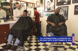 Raekwon Gets A Haircut With GQ (Video)
