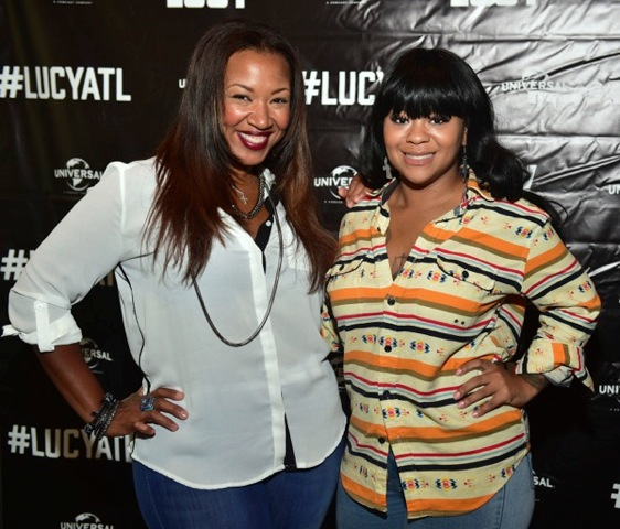 Yanna Crawley and Nivea_LUCY ATL Premiere